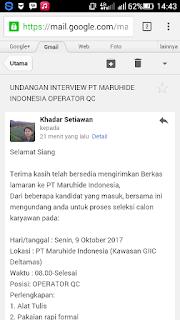 PT Maruhide Indonesia