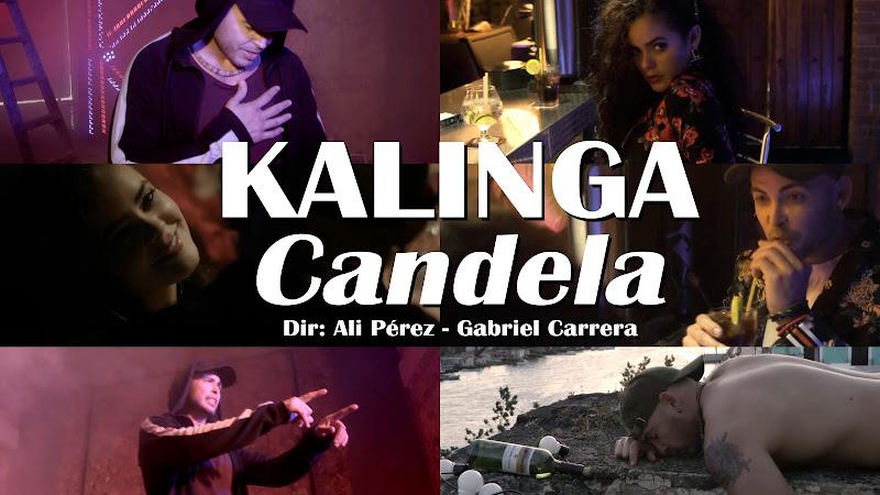 Kalinga - ¨Candela¨ - Videoclip - Dirección: Ali Pérez - Gabriel Carrera. Portal del Vídeo Clip Cubano
