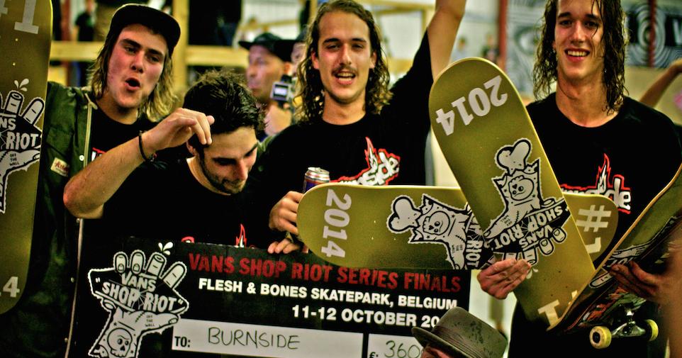 f0c157ec0cb251 Vans Shop Riot 2014 Finals - Photos   Results