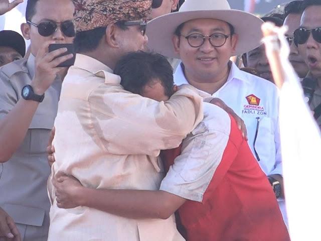 Pembusukan terhadap Prabowo Subianto di Institusi Kepolisian Begitu Kejam
