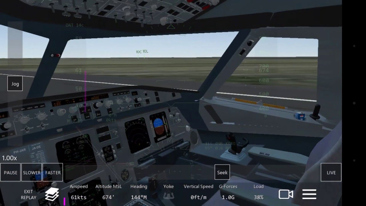 infinite flight simulator apk mod v17.12.0
