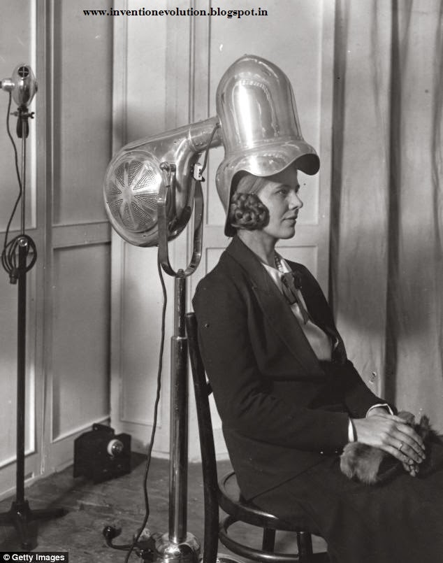 Evolution Of Inventions Hair Dryer