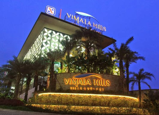 Vimala Hills and Resort