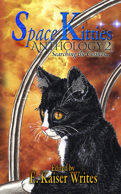 Space Kitties 2: cover reveal