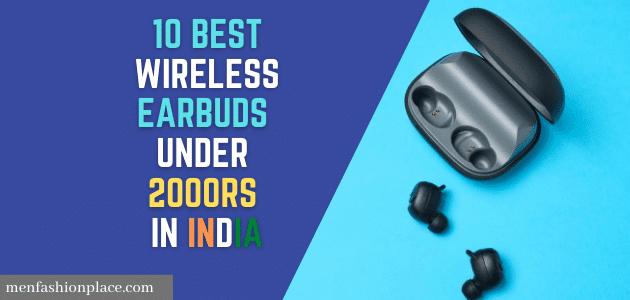 best true wireless earbuds under 2000