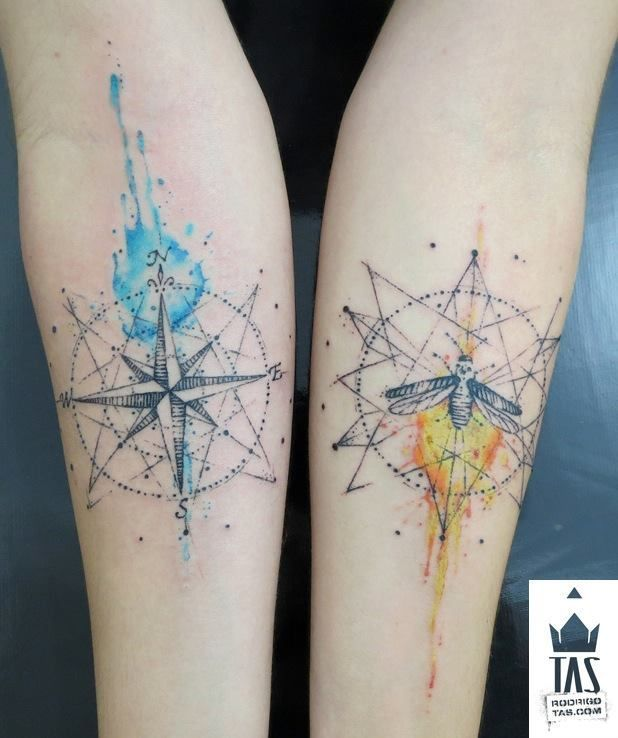 Tatuajes femeninos para antebrazos
