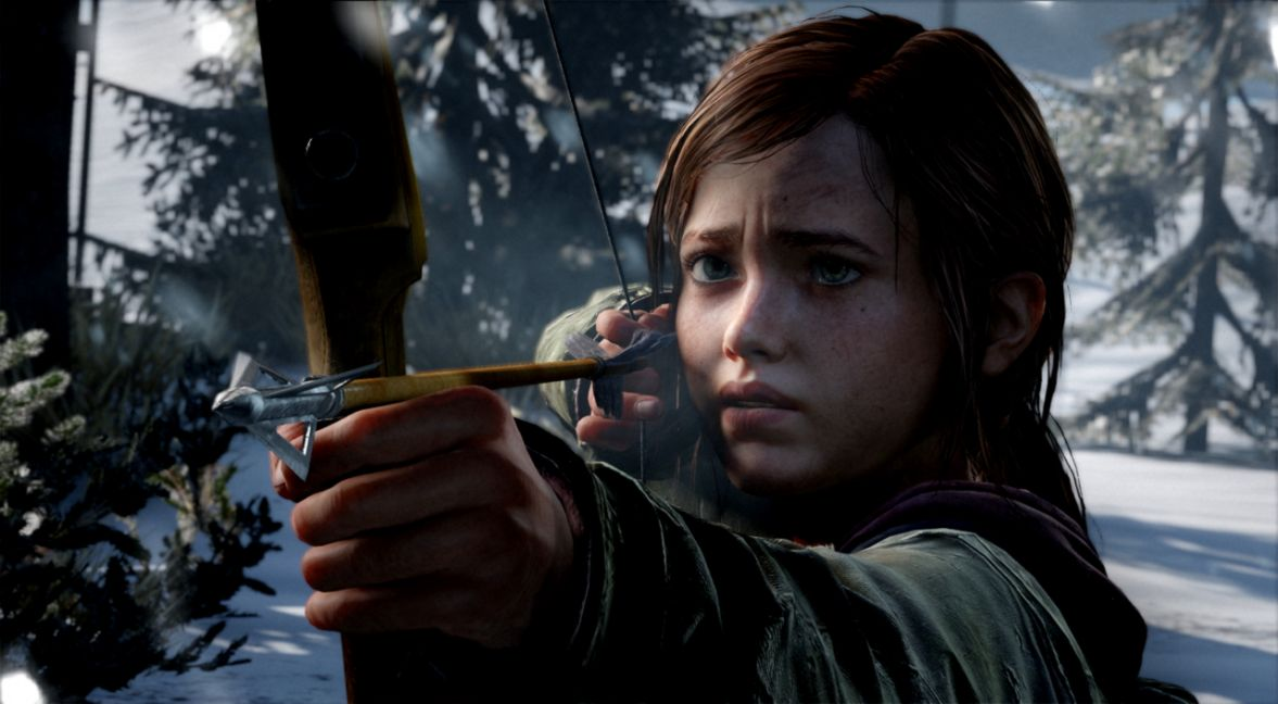 The Last Of Us Ellie Games Hd Wallpapers Background Wallpapers