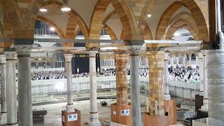 Renovasi Masjidil Haram - Jelang Musim Haji 2016