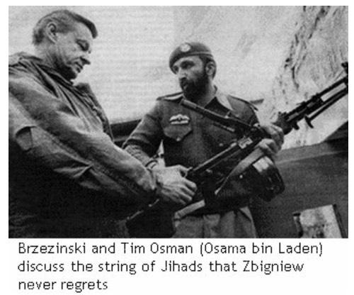 Kita Semua Ditipu Hidup-Hidup! Sebenarnya Osama Bin Laden Adalah Agen CIA Dalam Sejarah CIA!