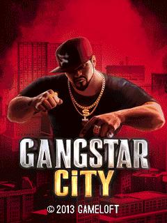 Baixar Gangstar city em java no celular