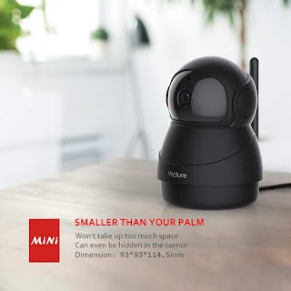 Cool security camera
