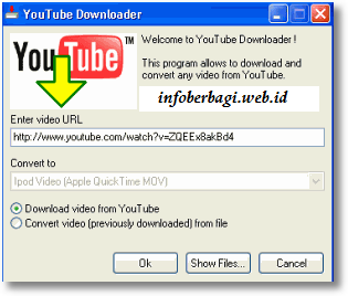 Cara Download dari Video Youtube