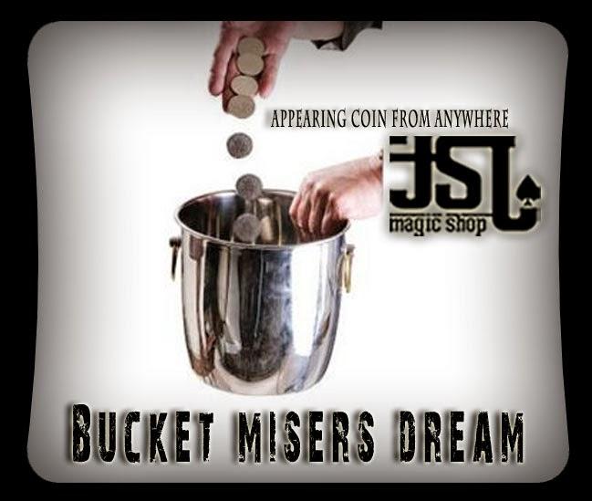 TOKO SULAP JOGJA Bucket Miser Dream