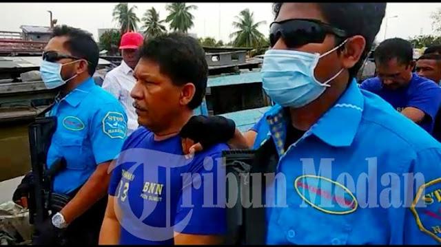 Mengerikan, Anggota DPRD asal Nasdem ternyata Gembong Narkoba Internasional