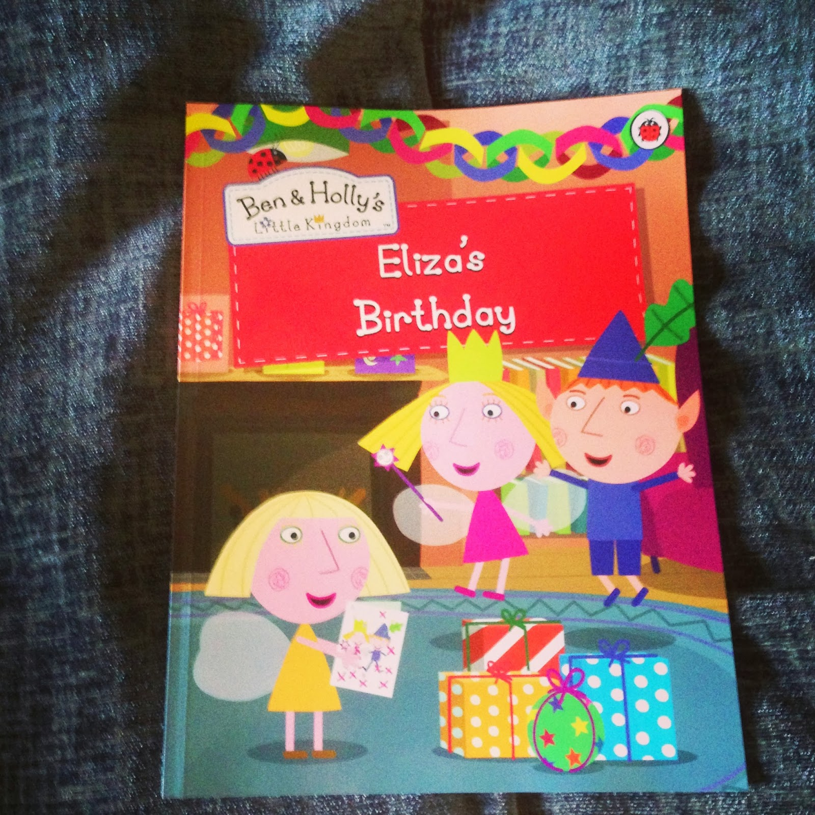 ben holly personalised book review chelseamamma