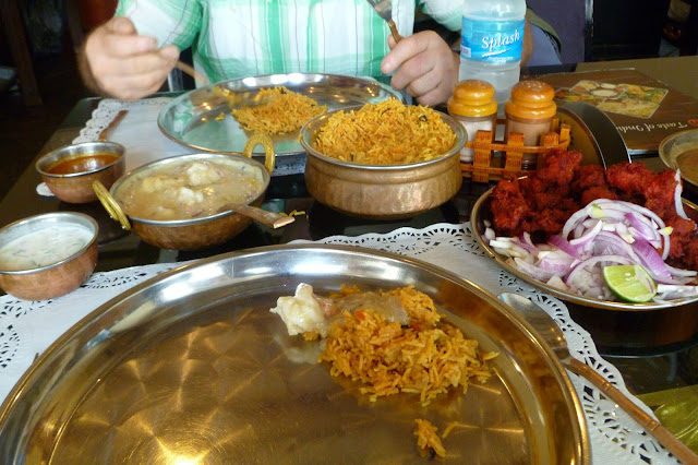 obiad po Indyjsku
