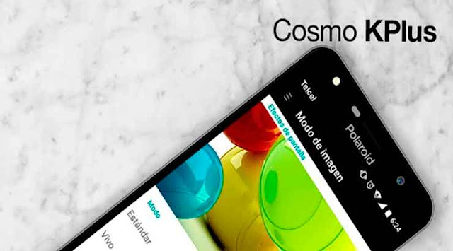 Firmware / Rom Stock Polaroid Cosmo K Plus P5526A