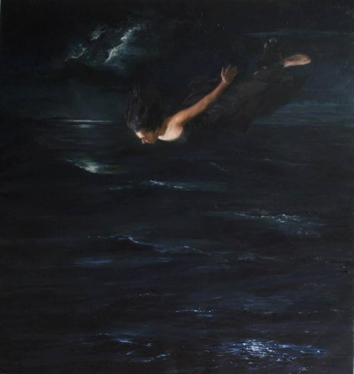 Индийский художник. Tanvi Pathare