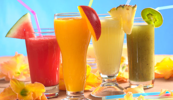Four Healthy Drinks for Kids Revealed
