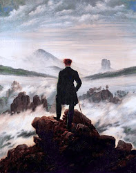 """Wanderer Above the Fog"""
