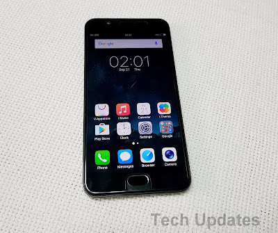 Vivo Y69 Unboxing Photo Gallery, First Look