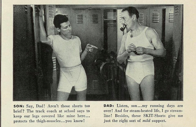 vintage everyday: What Are These Guys Thinking? Here Are
