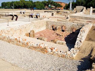 Complutum - Ruinas romanas