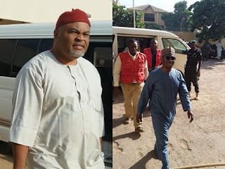 EFCC Arraigns Governorship Candidate