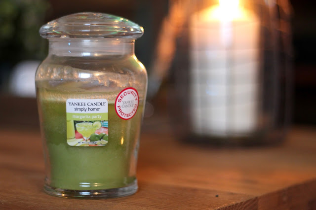 Yankee Candle Simply Home Margarita Party Review