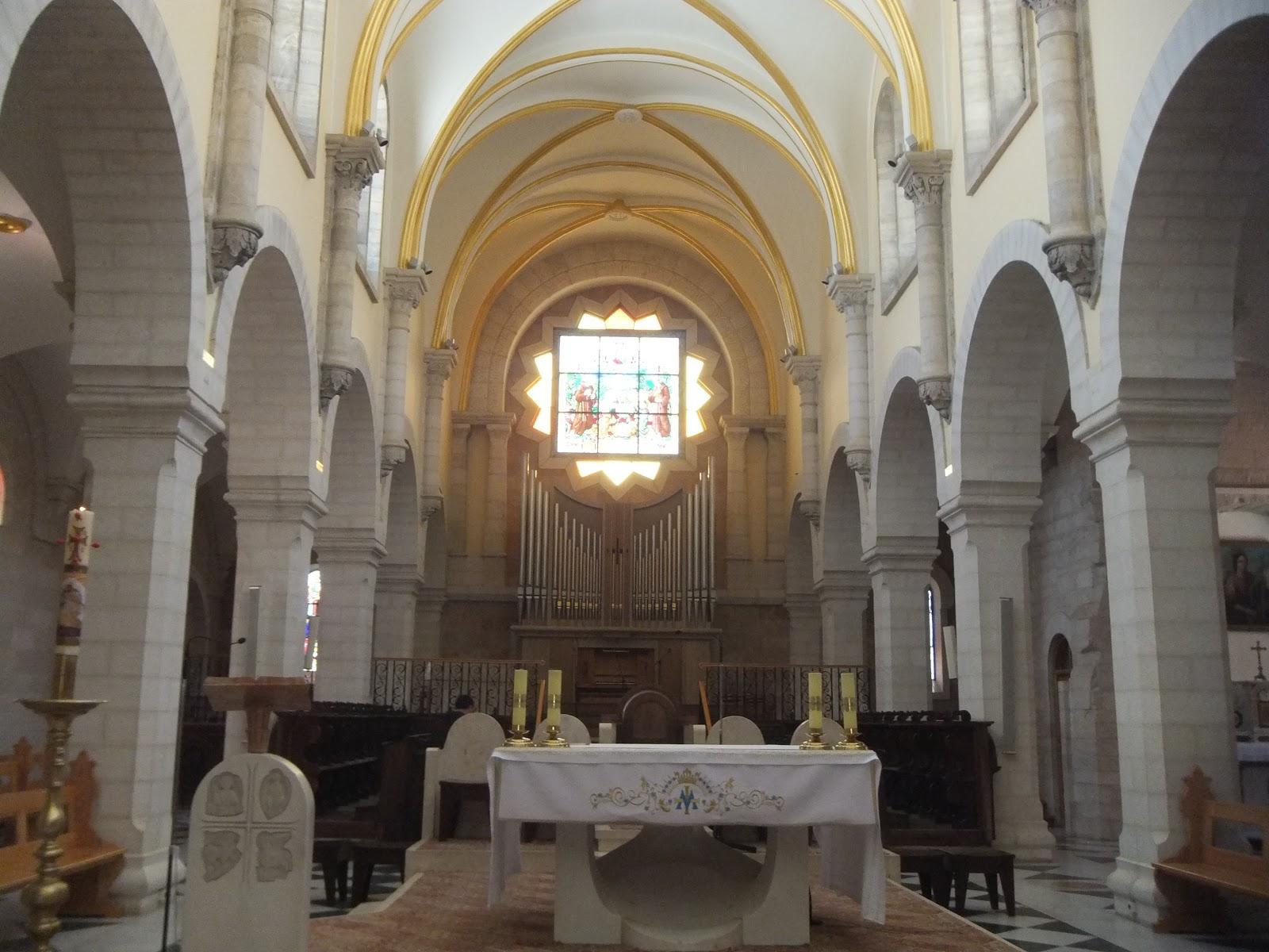 St Catherine Church Bethlehem