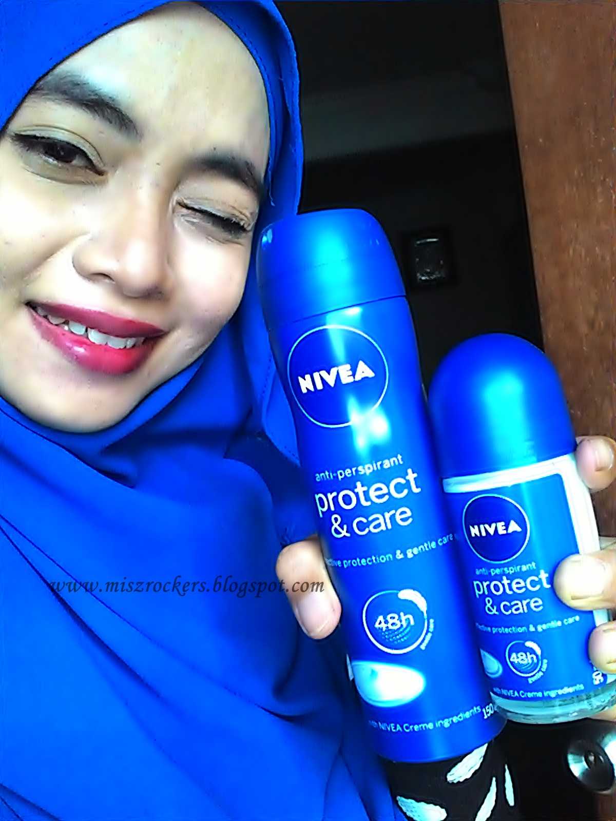 DEODORAN NIVEA PROTECT & CARE