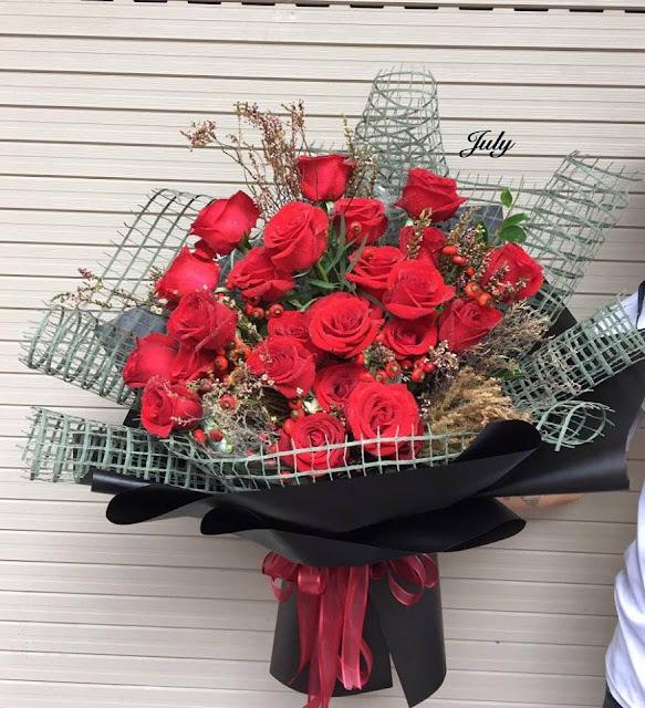 Hoa sinh nhật đẹp độc đáo