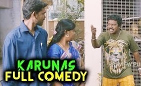 Karunas Comedy | Tamil Super Comedy | Full Collection | April Maadhathil Full Comedy