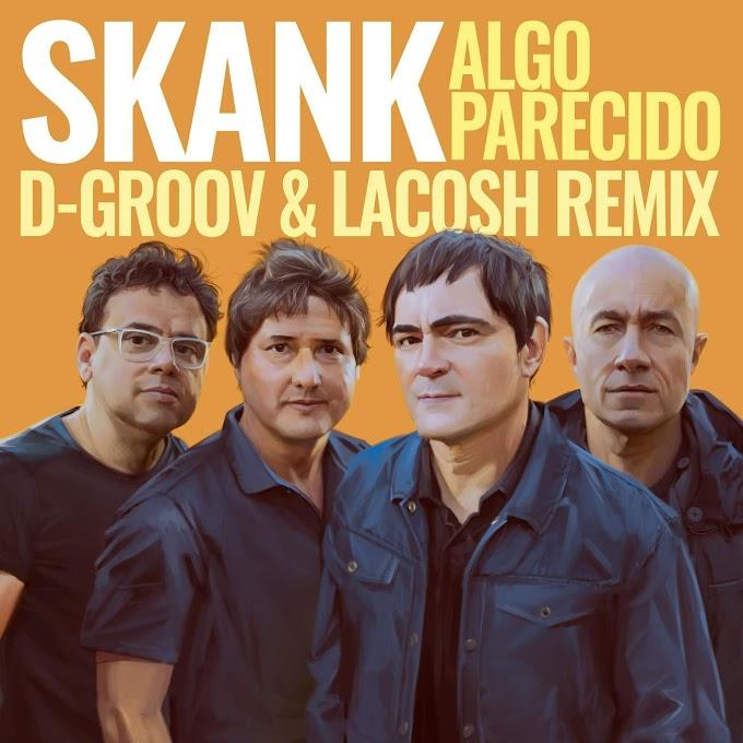 [News] Primeiro remix oficial da banda Skank ganha vida pelas mãos dos produtores D-Groov e Lacosh