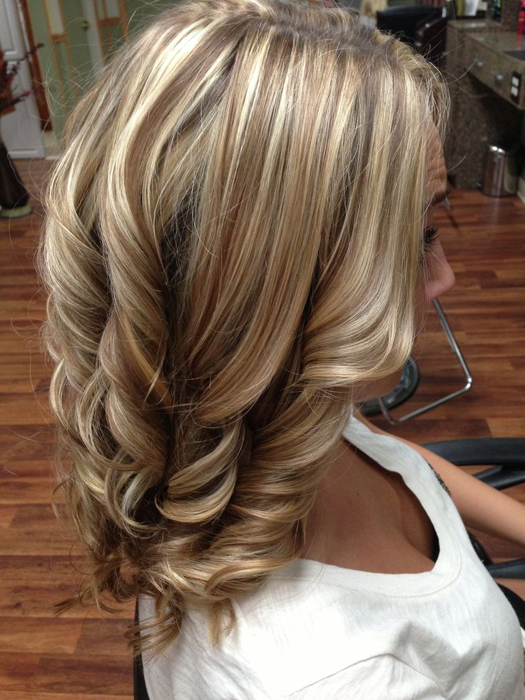 49 Trendy Hair Color Highlights Ideas Hairstylo