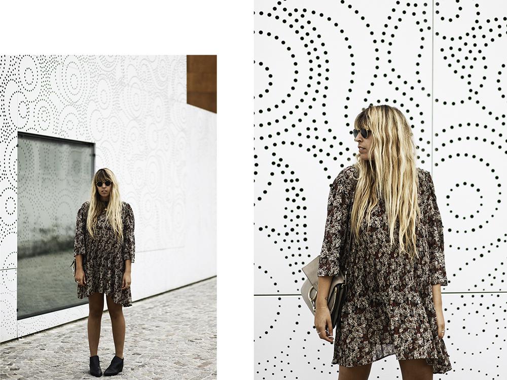fringeandfrange robe plissee