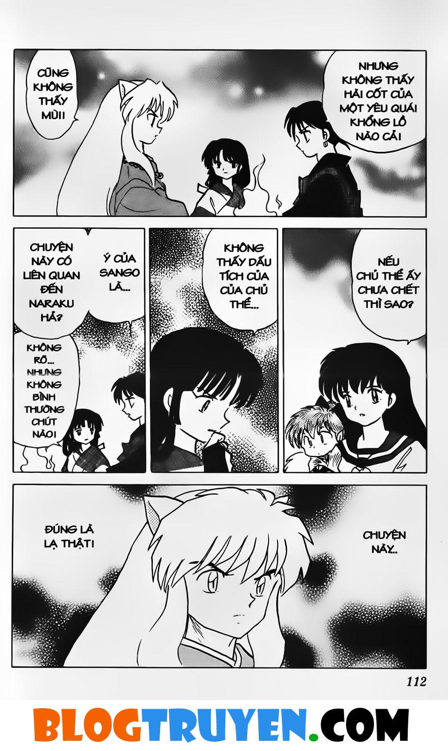 Inuyasha vol 34.6 trang 19