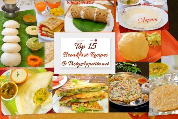 Top 15 Breakfast Recipes In India Healthy Breakfast Recipes