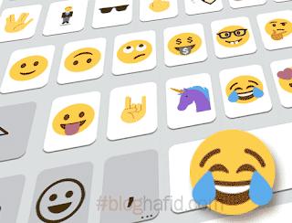 membuat status pesan atau text kita akan terasa bermakna dan bisa saja menandakan jikalau 4 Aplikasi Emoji Keyboard Terlaris pada Android