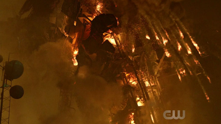"""The 100 - The Tinder Box - Review: """"Boom & Reboot"""""""
