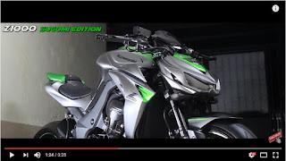 Opening Video Moge Z1000 Sugomi Edition Garapan Kang Daivan..Jos TENAN !!!