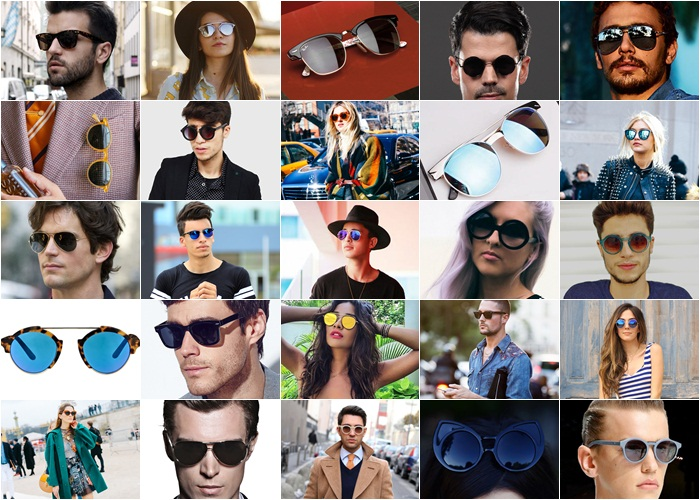 Um dos acessórios mais usados pelos fashionistas são os óculos e a cada  nova temporada de moda as tendências mudam ou se reinventam trazendo novos  modelos ... 4a833e2e7e