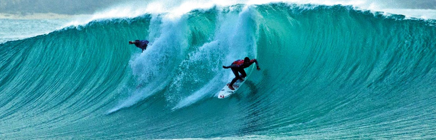 Surf in Portugal, Silver Coast