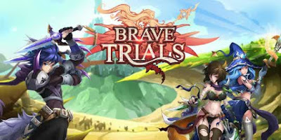 Game Android Brave Trials