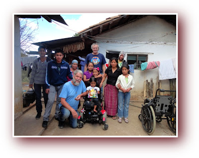 How Much Is A Wheelchair >> Guatemala Dick Rutgers January 2013