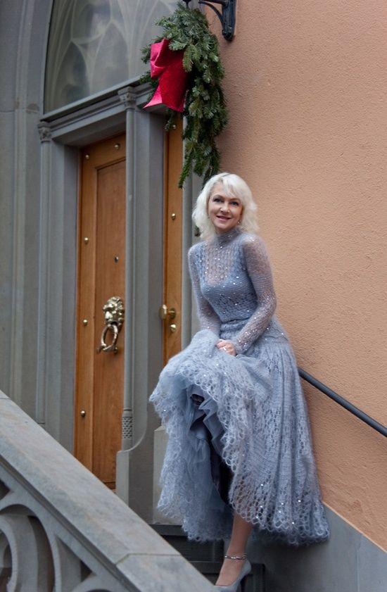 dziana suknia dwuczesciowa