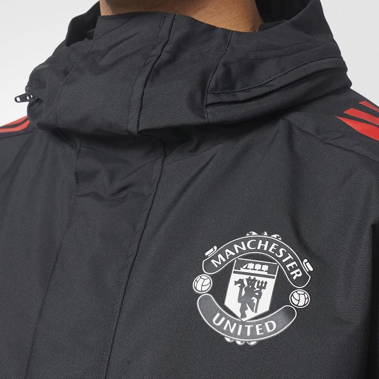 55dc57236 No Champions League Branding  Manchester United 17-18 Champions ...