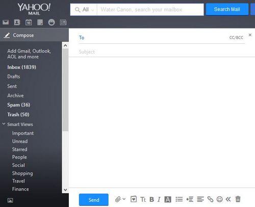 cara mengirim email dan melampirkan file di yahoo mail