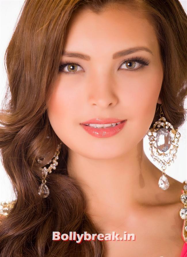 Miss Kazakhstan, Miss Universe 2013 Contestant Pics