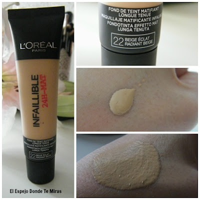 infalible loreal